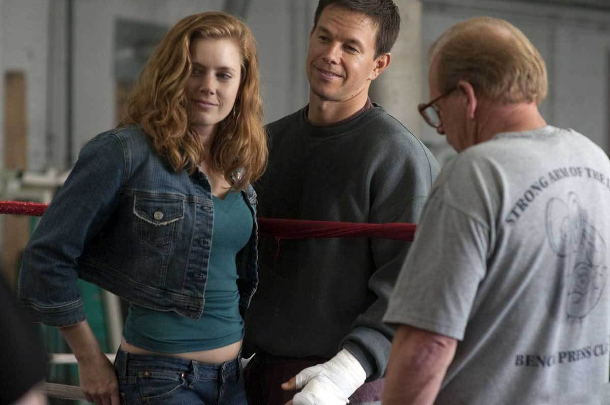 The fighter amy adams