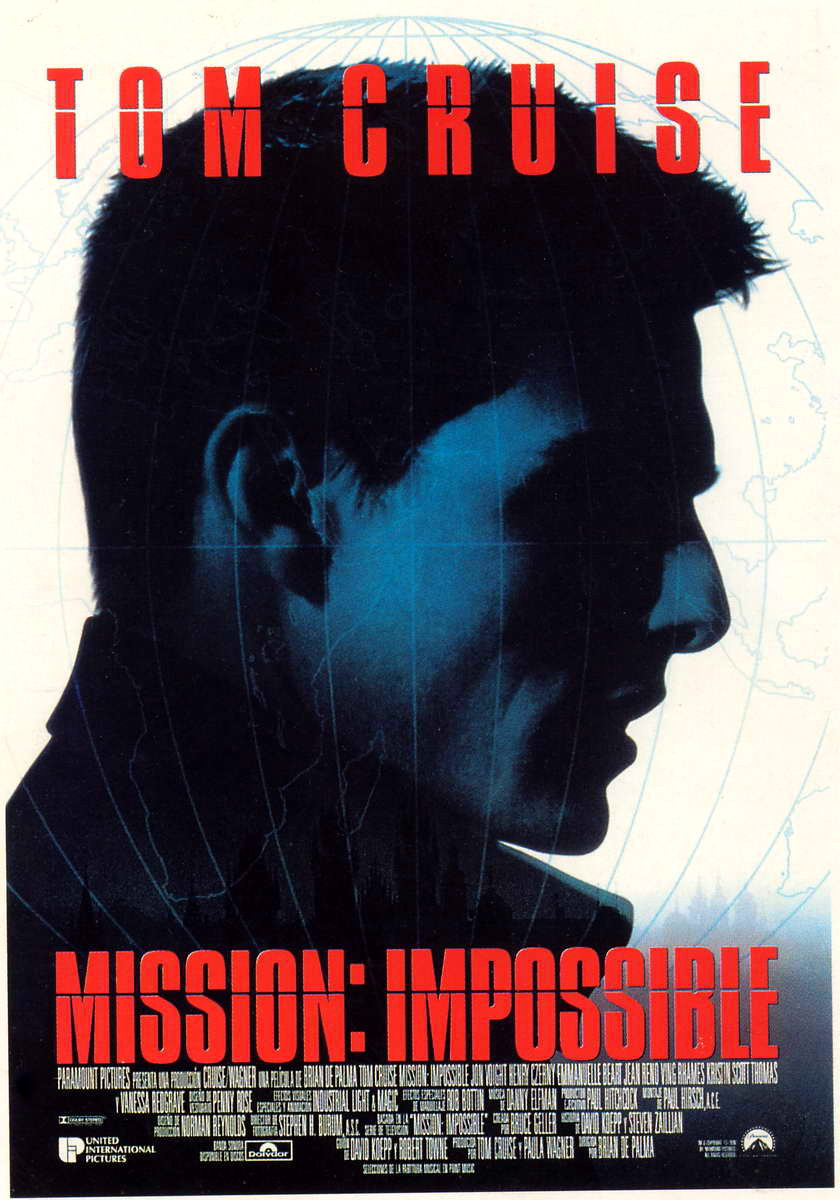 WTF: Mission Impossible (1996)   1,2,3 WTF!?