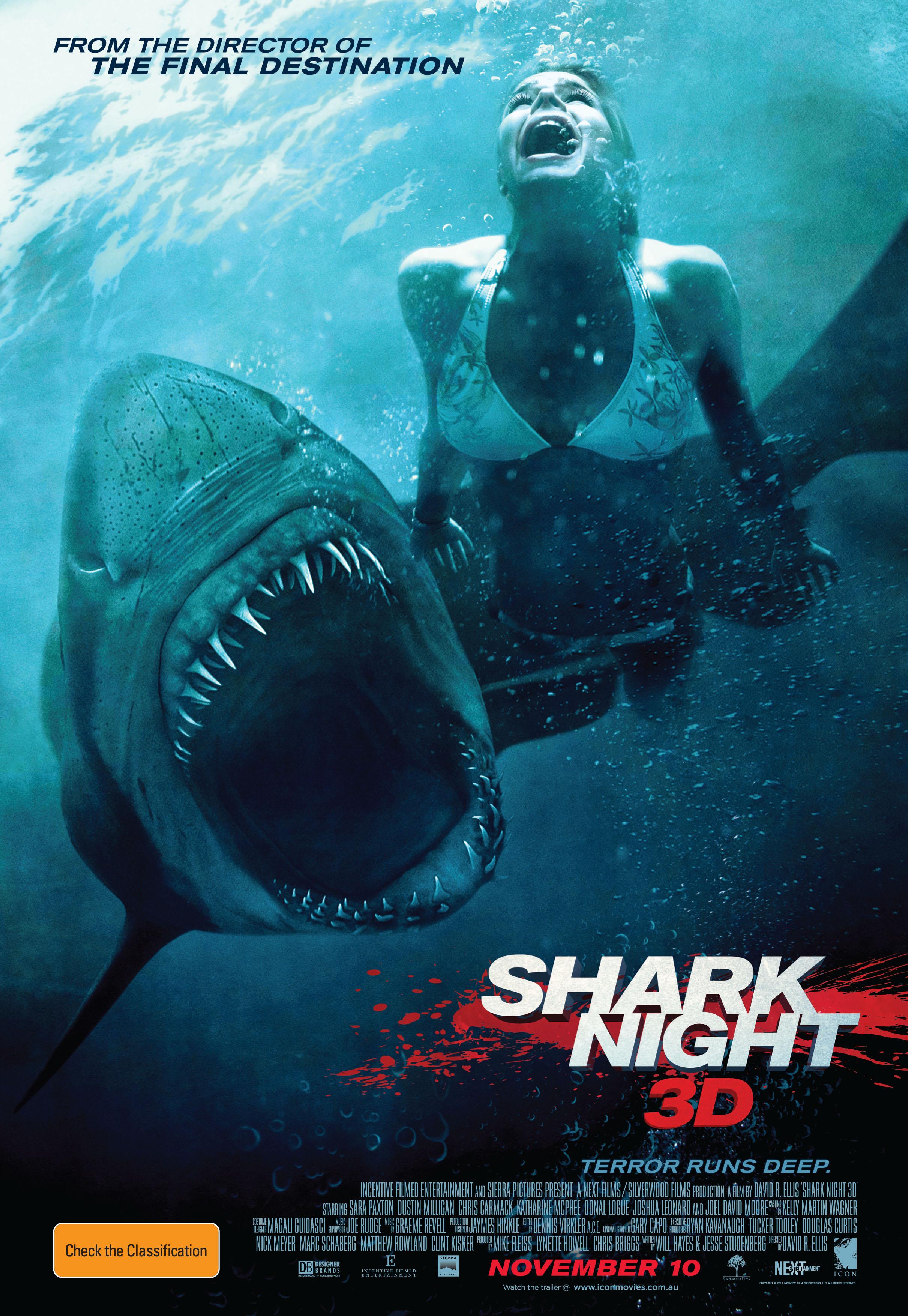 Shark Night 3d Stream