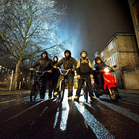 Attack the Block Still 05