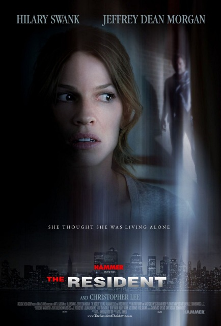 The Resident 01 poster