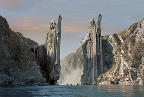 'Lord of the RingsFellowship of the Ring' Movie Stills