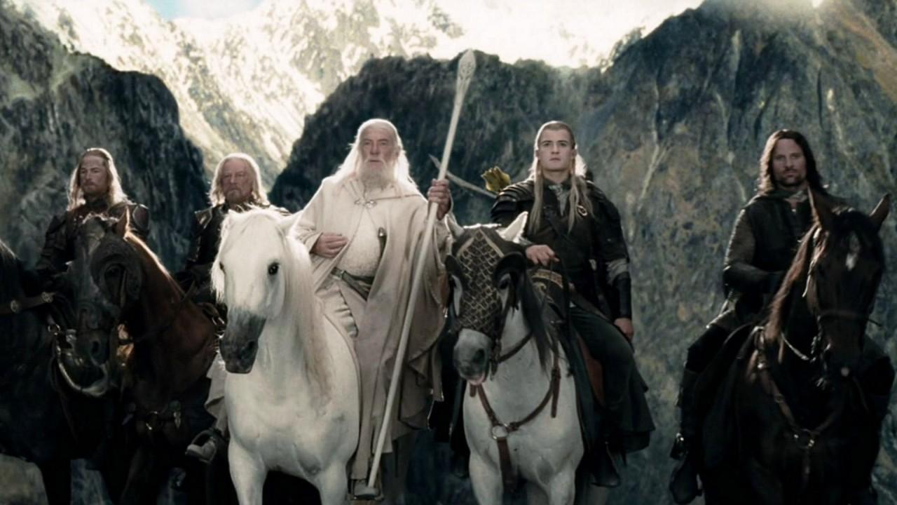 Le Seigneur des Anneaux / The Hobbit #3 Two-towers-20