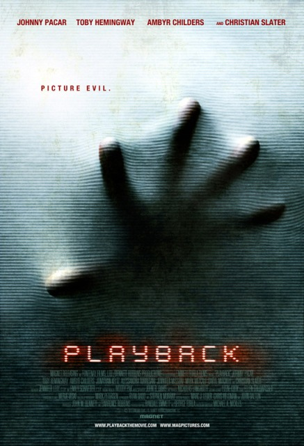 Playback 00 poster WTF Watch the Film