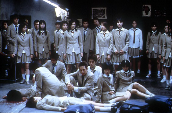 Battle Royale 25 (WTF Watch the Film)