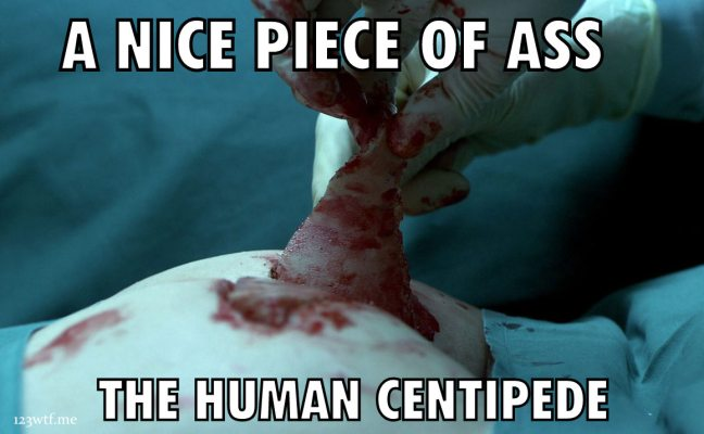 The Human Centipede 08 (WTF Watch  the Film)-001