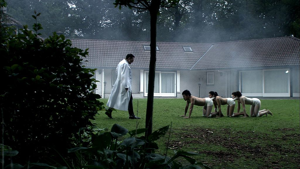 The Human Centipede 12 (WTF Watch  the Film)