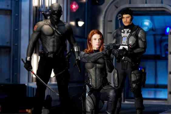 GI Joe Rise of the Cobra 15 (WTF Watch the Film)