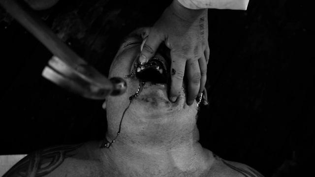 Human Centipede 2 09 (WTF Watch the Film Saint Paulie)
