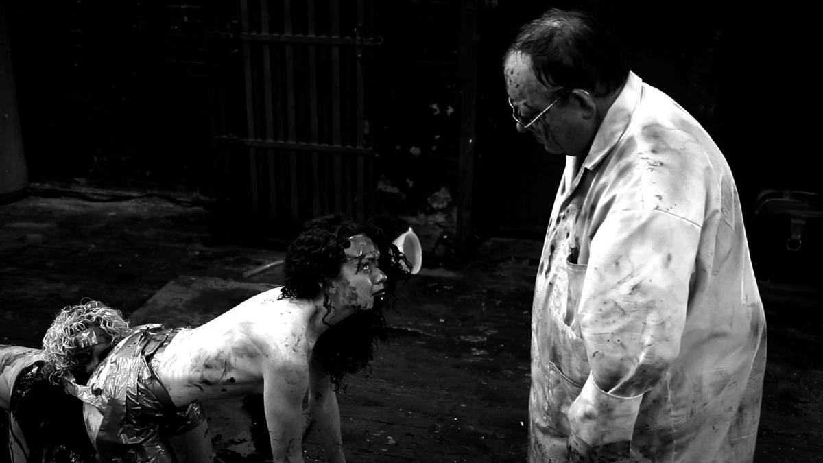 Human Centipede 2 11 (WTF Watch the Film Saint Paulie)