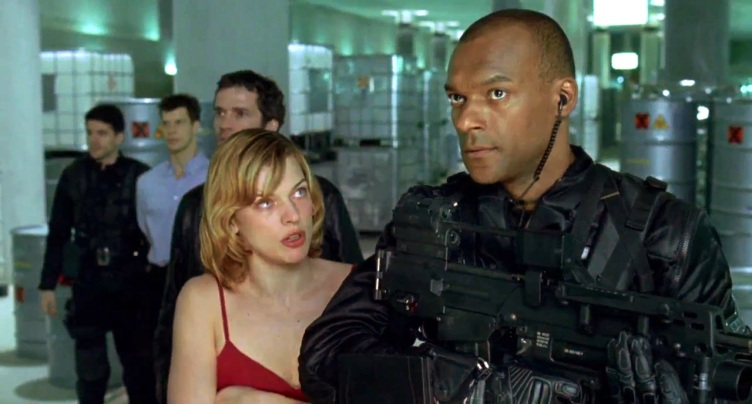 Resident Evil (2002) 04 (WTF Watch the Film)