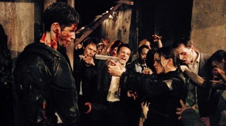 Image result for resident evil 2002 movie stills