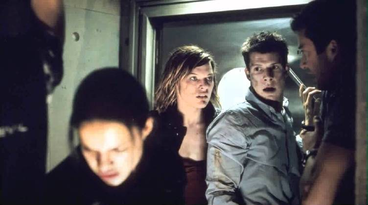 Resident Evil (2002) 14 (WTF Watch the Film)