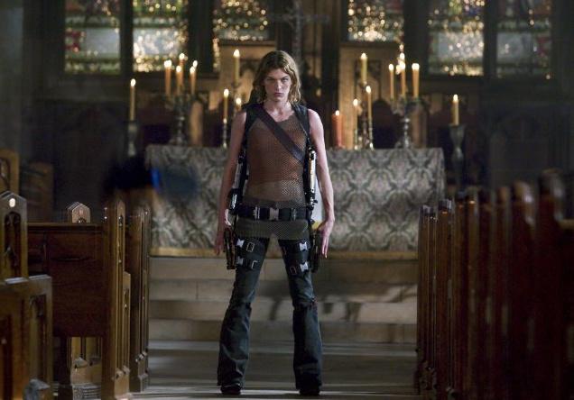 Resident Evil Apocalypse 02 (Saint Pauly - WTF Watch the Film)