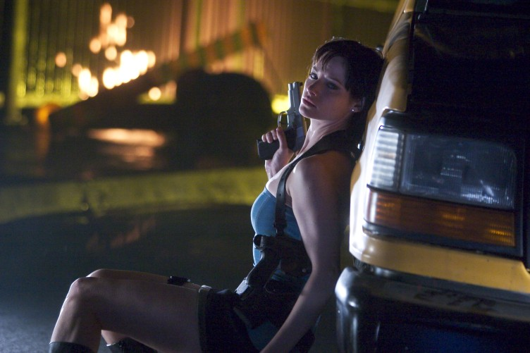 Resident Evil Apocalypse 06 (Saint Pauly - WTF Watch the Film)