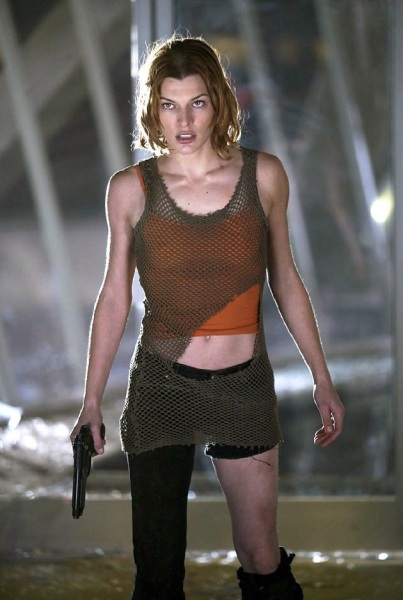 Resident Evil Apocalypse 08 (Saint Pauly - WTF Watch the Film)