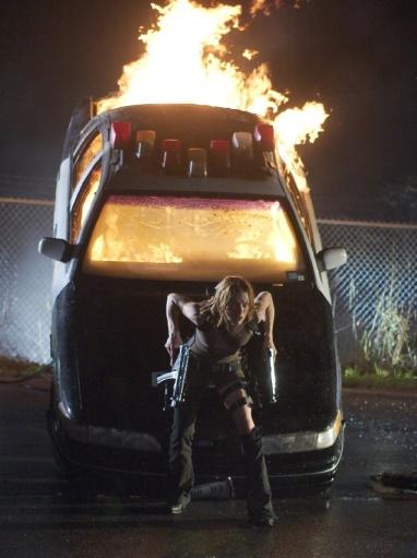 Resident Evil Apocalypse 09 (Saint Pauly - WTF Watch the Film)