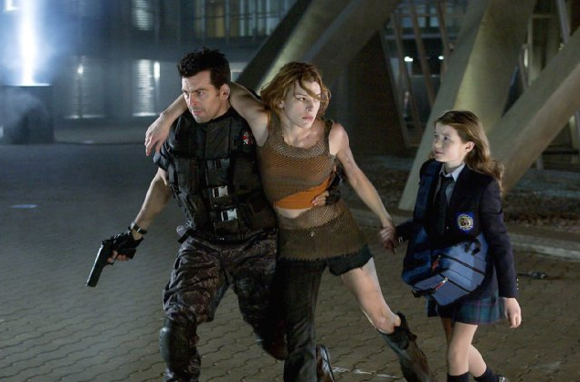 Resident Evil Apocalypse 10 (Saint Pauly - WTF Watch the Film)