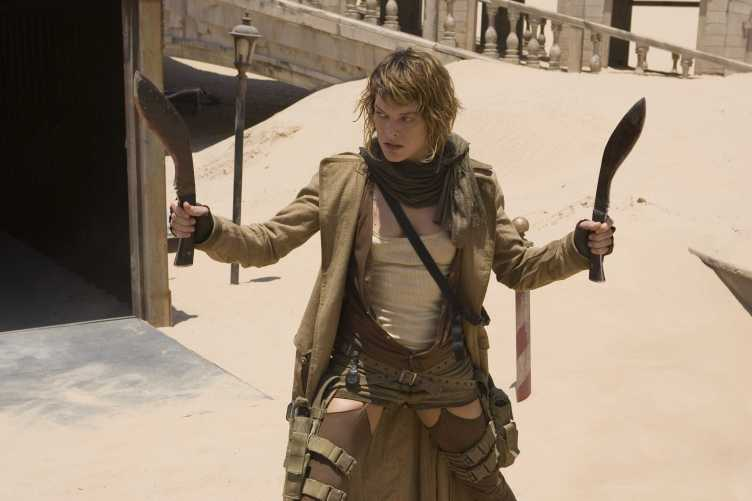 Resident Evil Extinction 06 (WTF Watch the Film Saint Pauly)