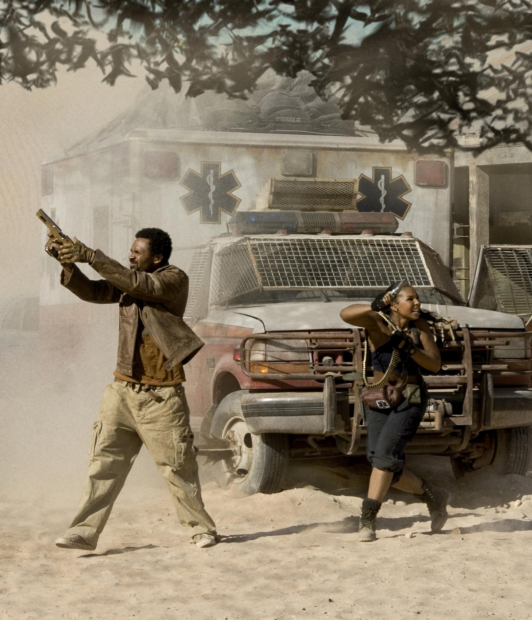 Wtf Resident Evil Extinction 2007 1 2 3 Wtf Watch The Film