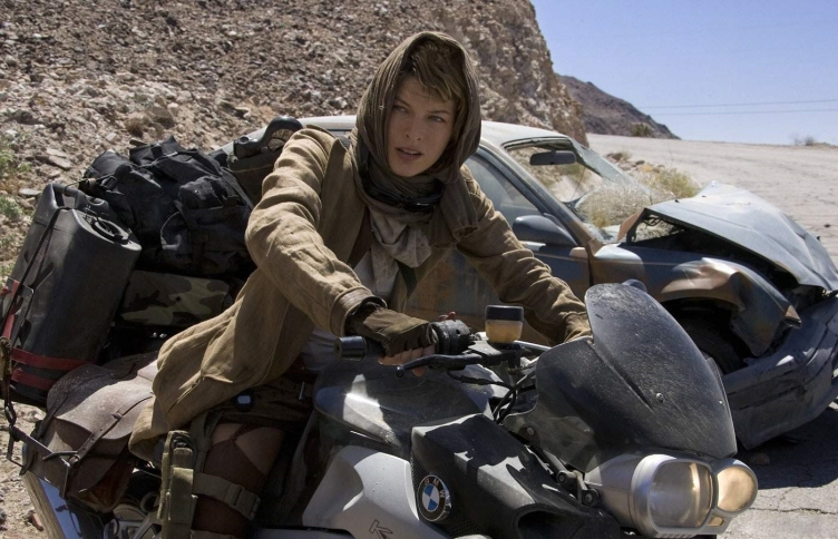 Resident Evil Extinction 13 (WTF Watch the Film Saint Pauly)