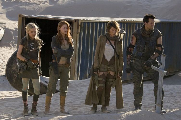 Resident Evil Extinction 19 (WTF Watch the Film Saint Pauly)