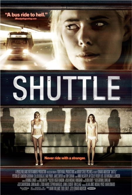 Shuttle 01 poster (WTF Watch the Film Saint Pauly)