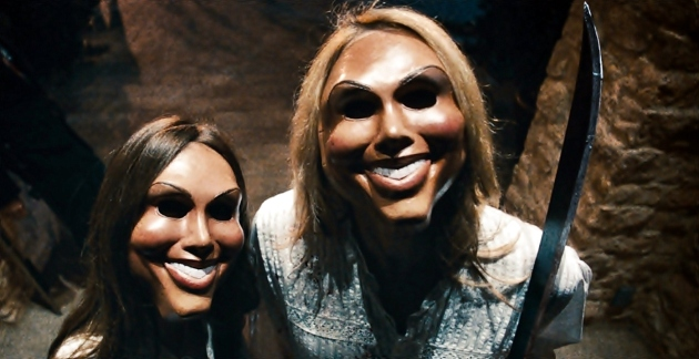 The Purge 11 (WTF Watch the Film Saint Pauly)