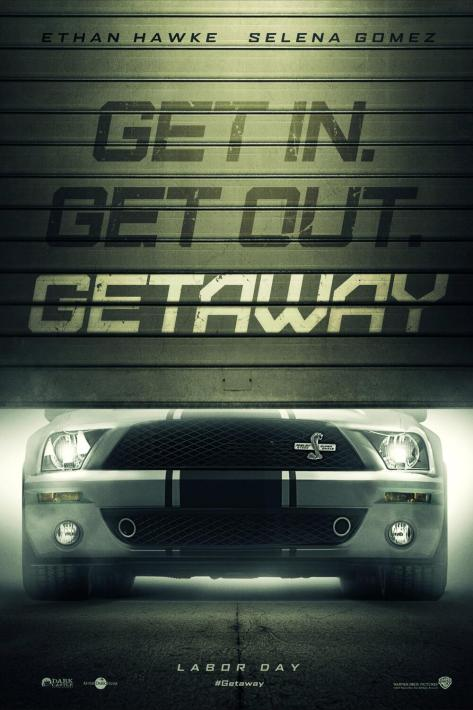 Getaway 01 poster (WTF Watch the Film Saint Pauly)