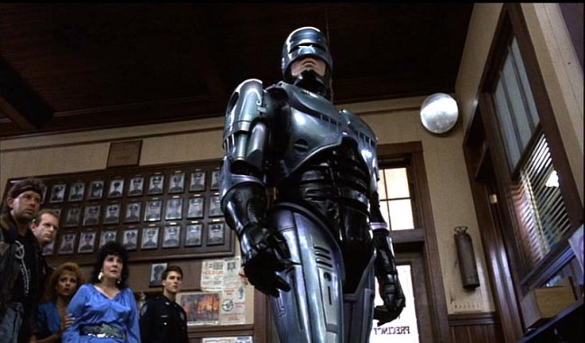 RoboCop 10 (Saint Pauly WTF)