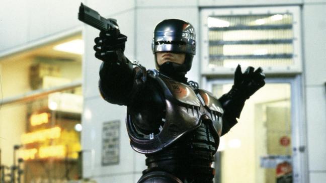 RoboCop 17 (Saint Pauly WTF)