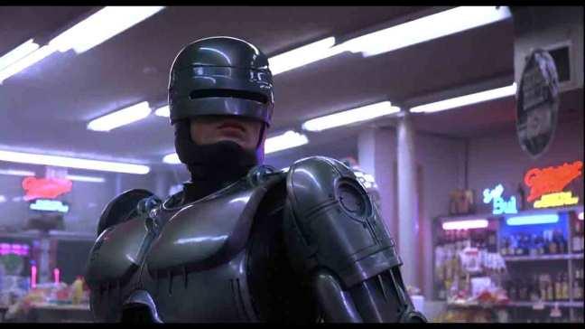 RoboCop 18 (Saint Pauly WTF)
