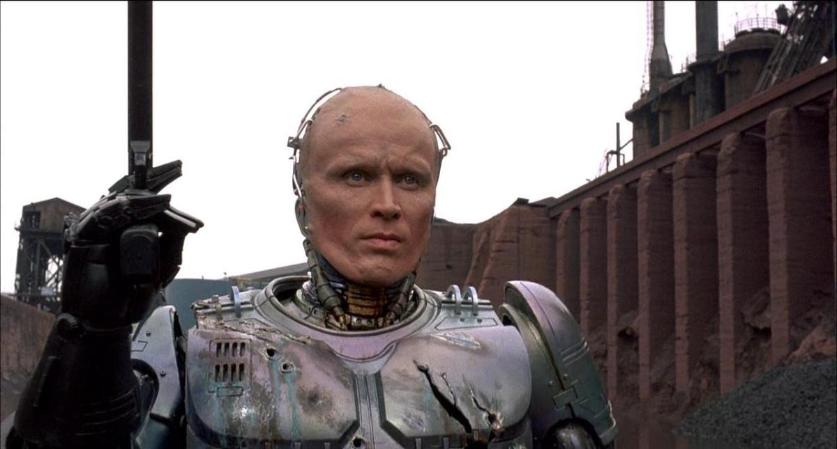 RoboCop 19 (Saint Pauly WTF)