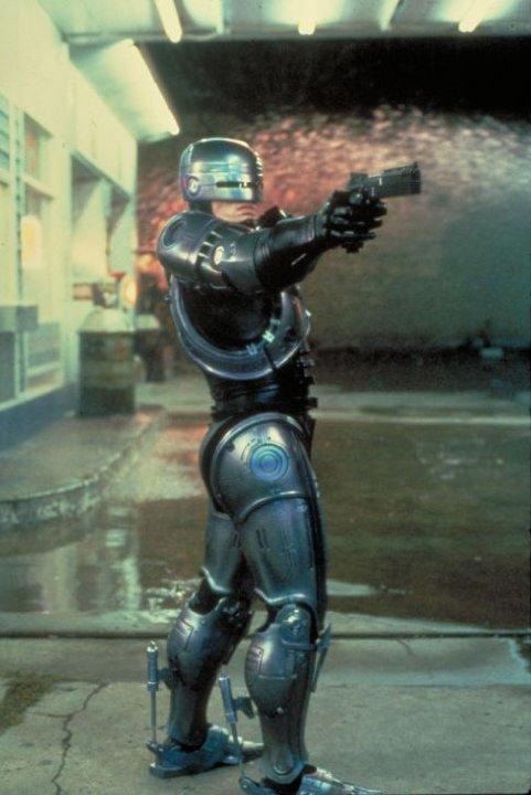 RoboCop 21 (Saint Pauly WTF)
