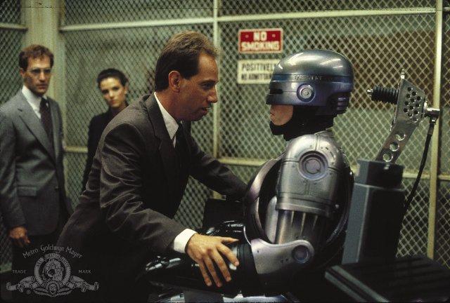 RoboCop 22 (Saint Pauly WTF)