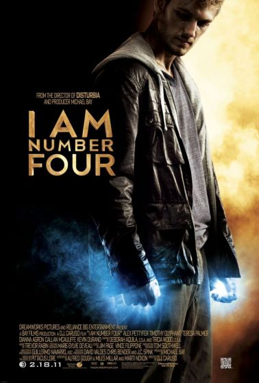 WTF: I am Number Four