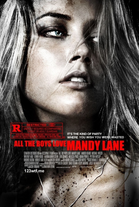 All the Boys Love Mandy Lane 01 poster (Saint Pauly WTF Watch the Film)