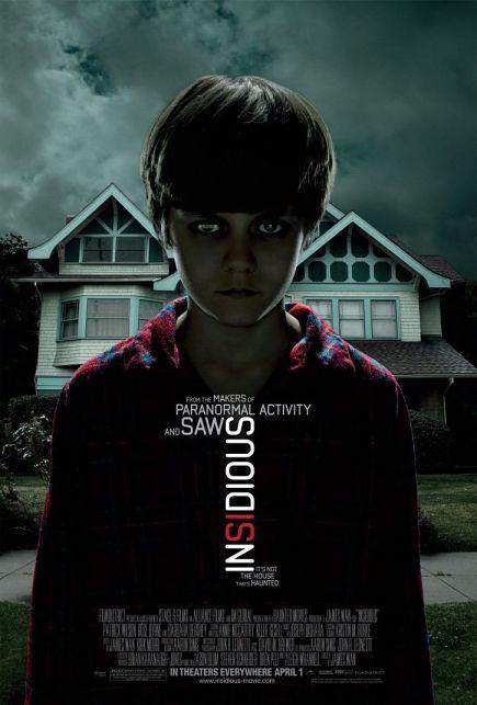 Insidious 01 poster (Saint Pauly WTF)
