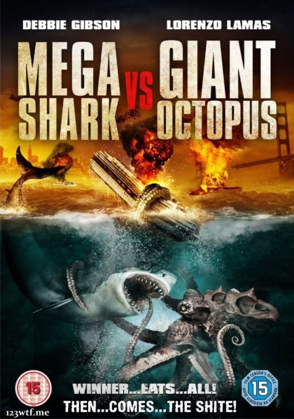 Mega Shark 01 poster (Saint Pauly WTF)