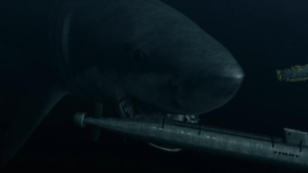 Mega Shark Giant Octopus 14 (Saint Pauly WTF)
