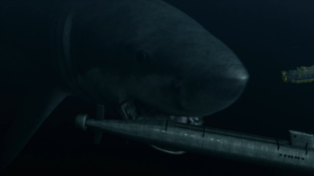 Mega Shark Giant Octopus 14 (Saint Pauly WTF)