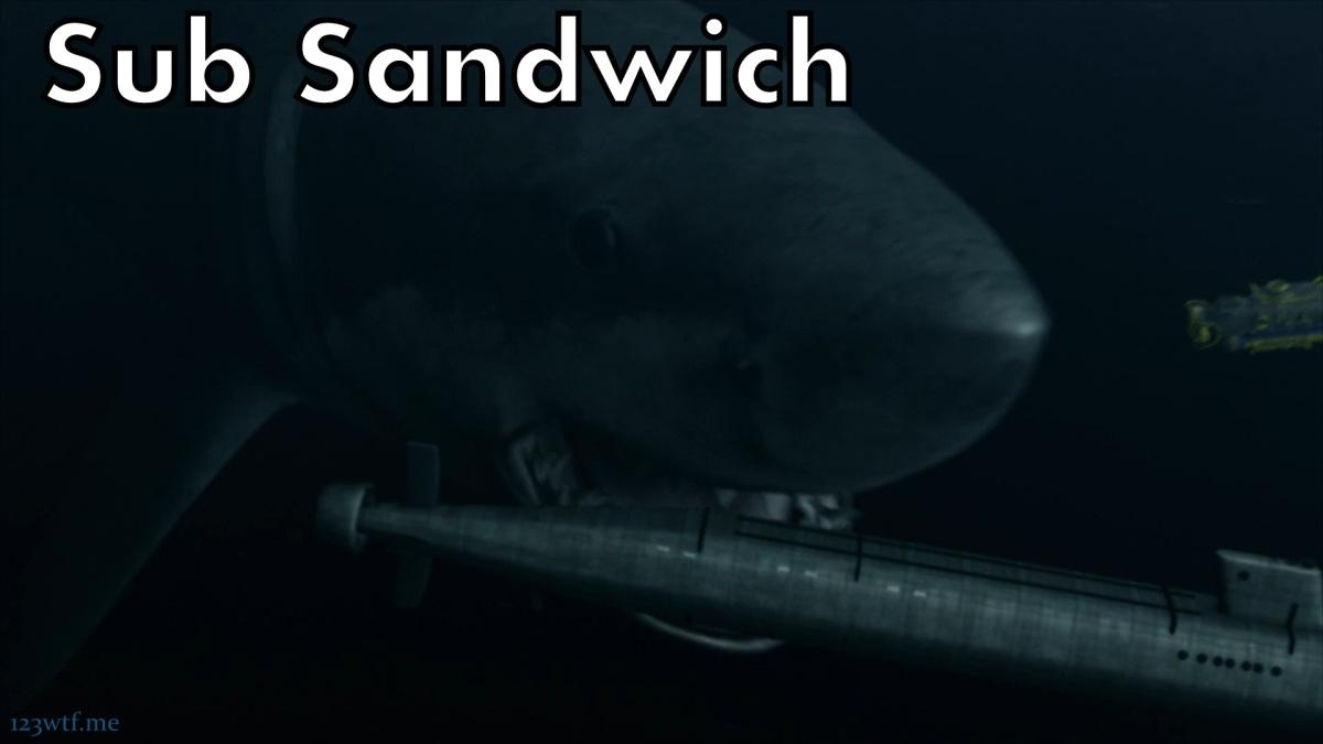 Mega Shark Giant Octopus 20 (Saint Pauly WTF)