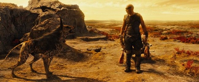 Riddick 07 (WTF Saint Pauly)