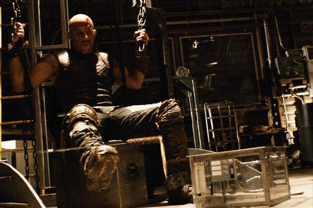 Riddick 14 (WTF Saint Pauly)