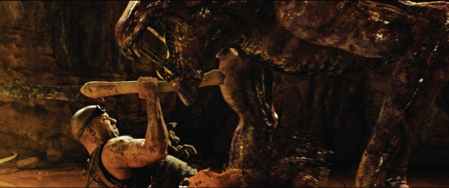 Riddick 15 (WTF Saint Pauly)