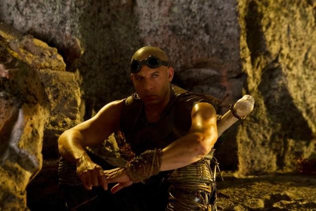 Riddick 19 (WTF Saint Pauly)