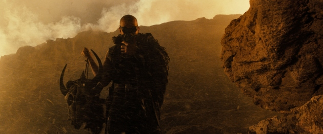 Riddick 21 (WTF Saint Pauly)