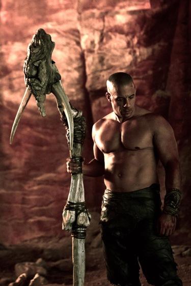 Riddick 24 (WTF Saint Pauly)