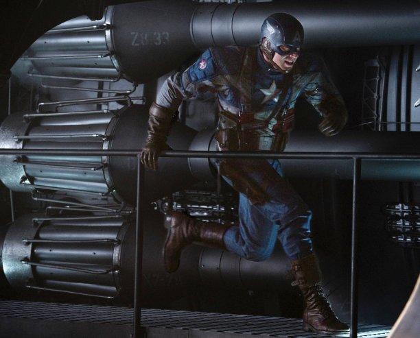 Captain America 14 (Saint Pauly WTF)