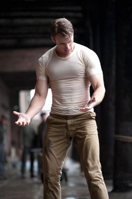 Captain America 17 (Saint Pauly WTF)
